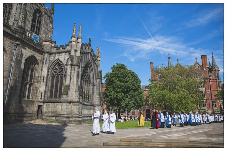 Bishop Steven's Farewell Service